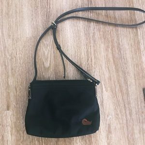 Dooney and Bourke Nylon Crossbody Bag